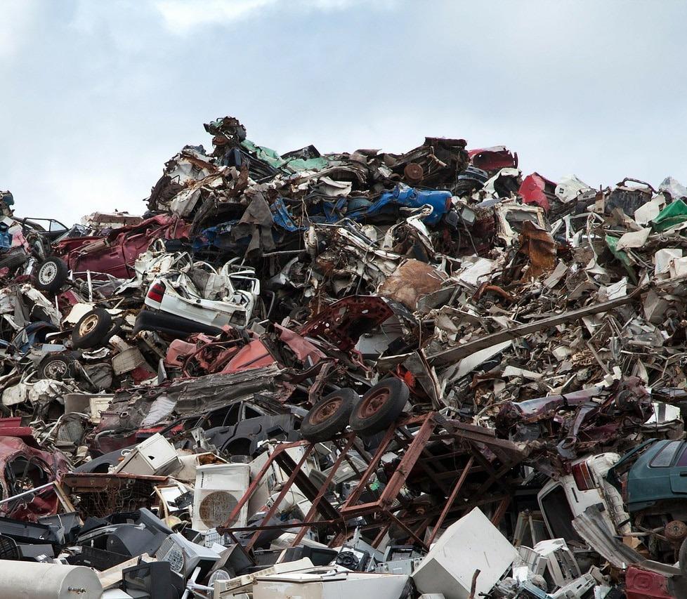 A l'aube de 2019, chaque français aura jeté en moyenne 590kg de déchets sur une année,chiffre qui a doublé en 40 ans.