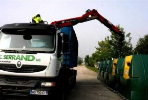 Serrand - Collecte sélective pour un meilleur environnement