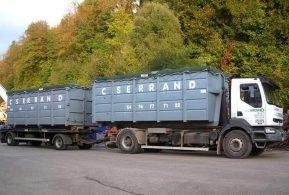 Serrand - Gestion des déchets