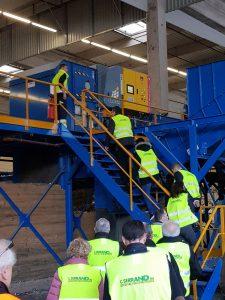 Serrand Recyclage ouvre ses portes